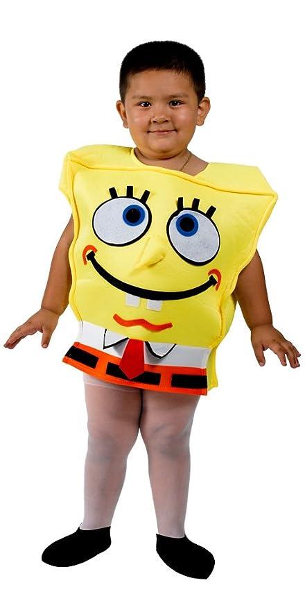Spongebob Squarepants Costume - Toddler  sc 1 st  Amazon.com & Amazon.com: Spongebob Squarepants Costume - Toddler: Toys u0026 Games