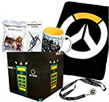 Overwatch LookSee Box with Loot Box Fleece Blanket, Mug & More