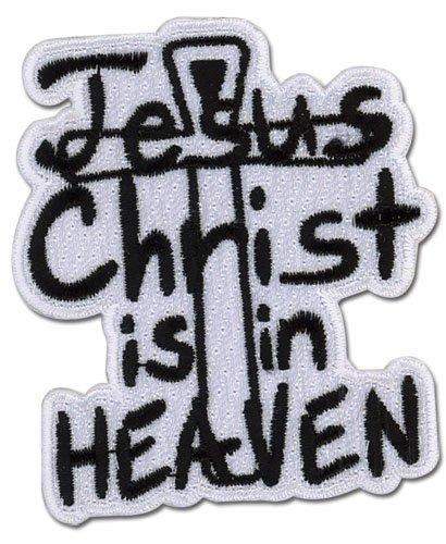 Patch - Hellsing Ultimate - New Jesus Christ is in Heaven Toys Licensed ge44562 (Jesus Christ Toy)