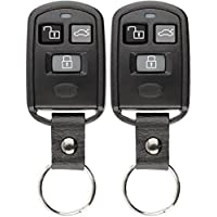 KeylessOption Keyless Entry Remote Control Car Key Fob Clicker for Accent, Sonata, XG350 PINHACOEF311T (Pack of 2)