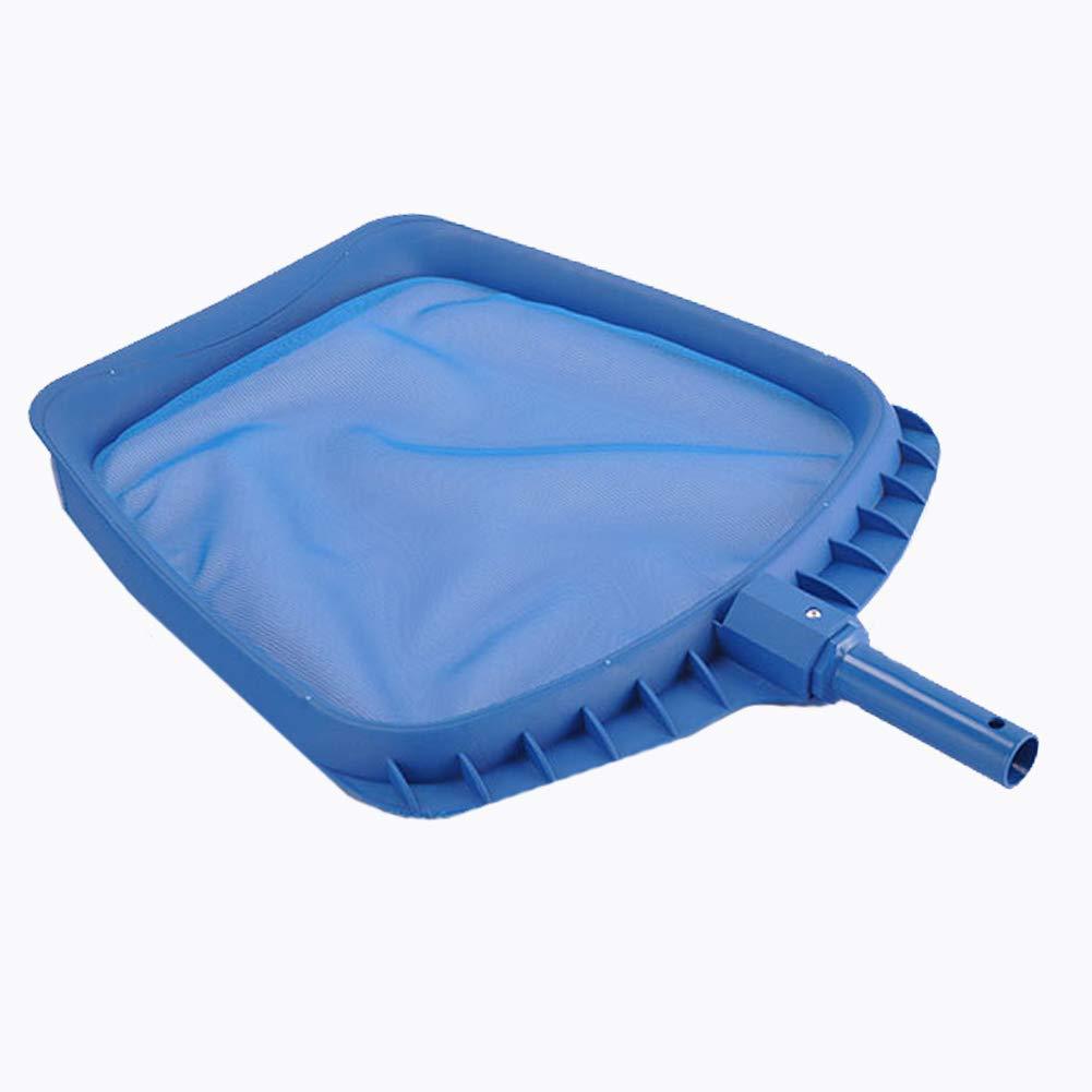 XXXXXXXXXS Leaf Skimmer Net, Professional Economy Heavy Duty Shallow-Bag Swimming Pool Leaf Skimmer Net Sucking Cleaning Standard Net, Skimmer Cleaning Tool