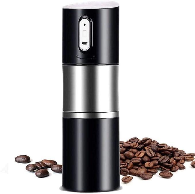 Cafetera portátil, máquina de limpieza de uno mismo Espresso para ...