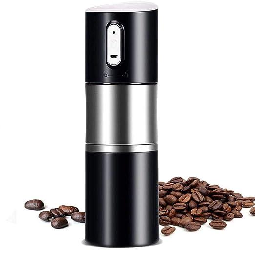 Cafetera portátil, máquina de limpieza de uno mismo Espresso ...