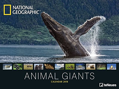 National Geographic Animal Giants 2018