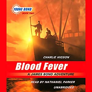 Blood Fever Audiobook