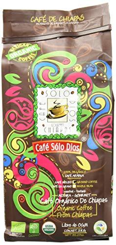 Café Solo Dios Café en Molido, Sabor Artesanal, 1 Kg