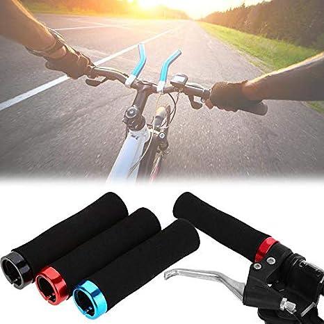 VGEBY1 Manopole per Manubrio Bici Manico ergonomico Manubrio Manubrio per Bici Manubrio per Manubrio Lock-On Manubrio per Bici da Strada