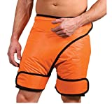 Body Shape Slimming Heating Sauna Pant Infrared Massager Tighten Thigh Stomach Weight Loss by ShopIdea
