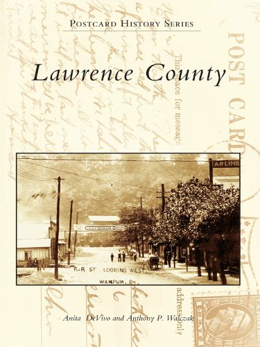 Lawrence County (Postcard History Series)