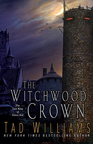 Book Cover: The Witchwood Crown