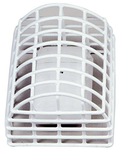 Safety Technology International, Inc. STI-9621 Motion Detector Damage Stopper Steel Wire Cage for PIRs, Approx. 7 x 5.75 x 4.5 by Safety Technology Intl
