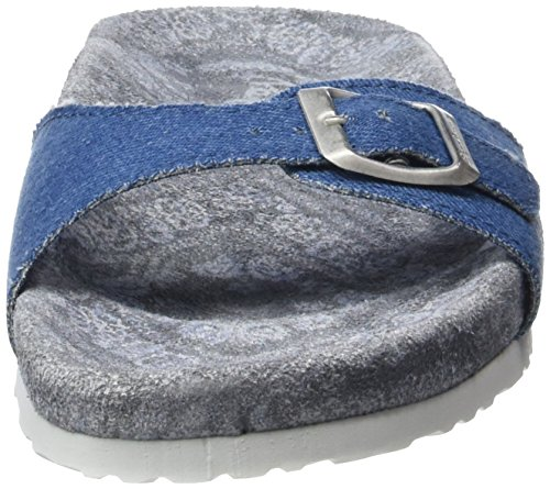 Pepe Jeans London Oban Betty, Sandalias para Mujer Azul (AZZURRO) ...