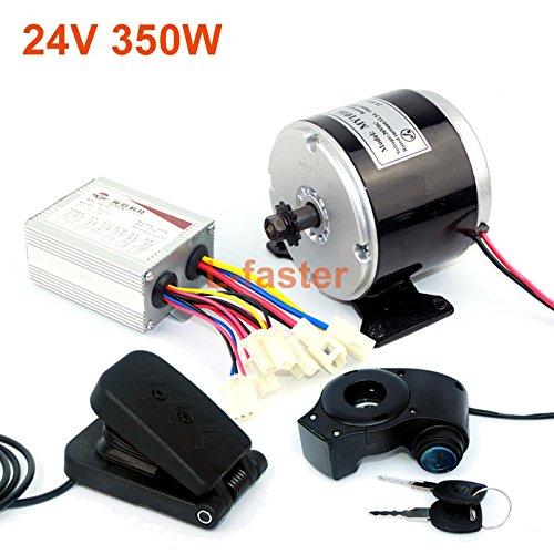 36ボルト350ワット電気dcモータ電動スケートボードdiy 250ワットモーターキット電動バイクエンジン高品質モーター使用25 hチェーン [並行輸入品] B07BKS51P1 24V350W Padel kit 24V350W Padel kit