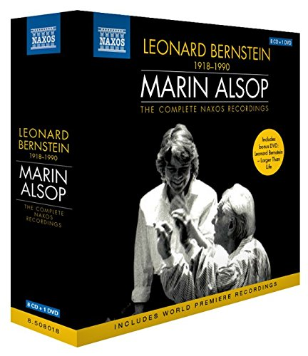 CD : MORGAN STATE UNIVERSITY CHOIR - PEABODY CHILDREN S CHORUS - BOURNEMOUTH SYMPHONY ORCHESTRA & CHORUS - BALTIMORE SYMPHONY ORCHESTRA - SãO PAULO SYMPHONY ORCHESTRA - MARIN ALSOP - Marin Alsop Conducts The Complete Naxos Recordings (With DVD)