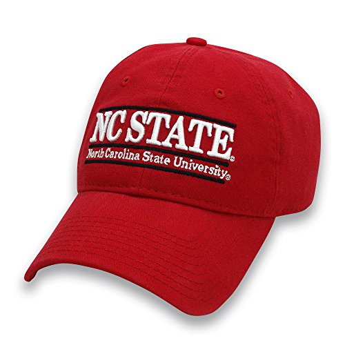 Nc State Wolfpack Baseball - The Game NCAA North Carolina State Wolfpack Adult Unisex Classic Adjustable Hat, Red