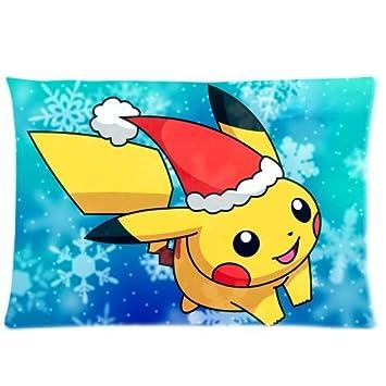 Amazon.com: WILLIS Fashion Custom Anime Pokemon Zippered ...