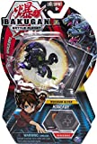 """Bakugan Ultra, Howlkor, 3"""" Tall Collectible Transforming Creature, For Ages 6 & Up"""