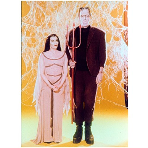 The Munsters Family Herman and Lily Represent