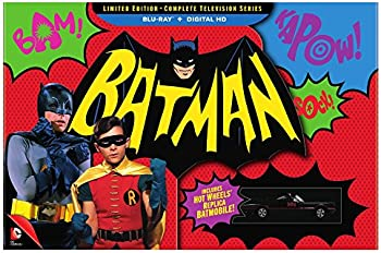 Batman Complete Television Series on Blu-ray