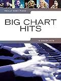 Really Easy Piano Big Chart Hits Easy Piano Solo