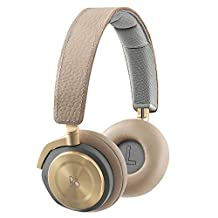B&O PLAY by Bang & Olufsen Beoplay H8 Wireless On-Ear Headphone with Active Noise Cancelling (Argilla Bright)