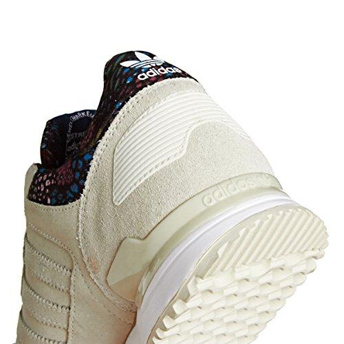 Damen Adidas Zx 700 Low-top, Schwarz Weiss (casbla / Casbla / Acetec)