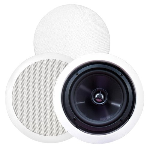 2Y67950 - BIC America MSR-PRO6 125 W RMS Speaker - 2-way - White
