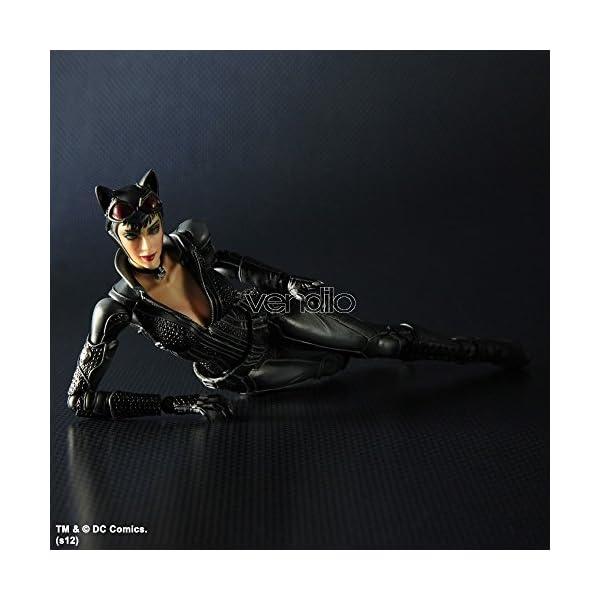 Square Enix - Batman Arkham City Play Arts Kai Action Figure Catwoman 22 cm