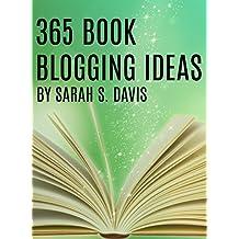 365 Book Blogging Ideas