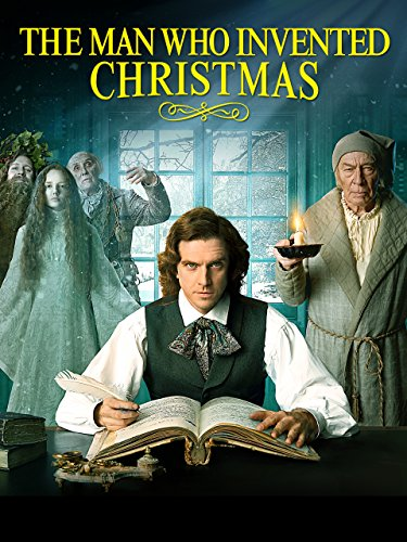 The Man Who Invented Christmas (Christmas The List Dvd)