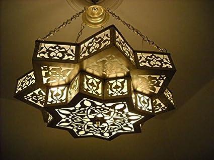 amazon com moroccan lighting hanging chandelier kitchen dining