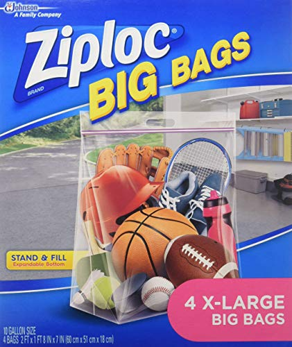 Ziploc Big Bag XL (4 Bags)]()