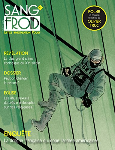 Revue Sang froid 3 (French Edition)