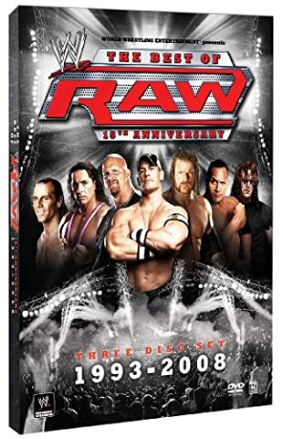WWE: The Best of Raw - 15th Anniversary, 1993-2008 (Wwe Best Of Raw Dvd)