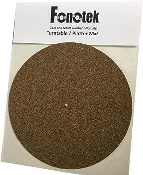 Fonotek Cobertor de plato de tocadiscos: Amazon.es: Electrónica