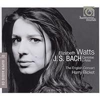 J.S. Bach: Cantatas & Arias (Elizabeth Watts)