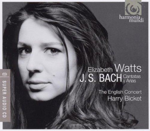 BACH,J.S. / WATTS / ECC / BICKET