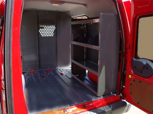 Ford Transit Connect Shelving Storage Unit True Racks