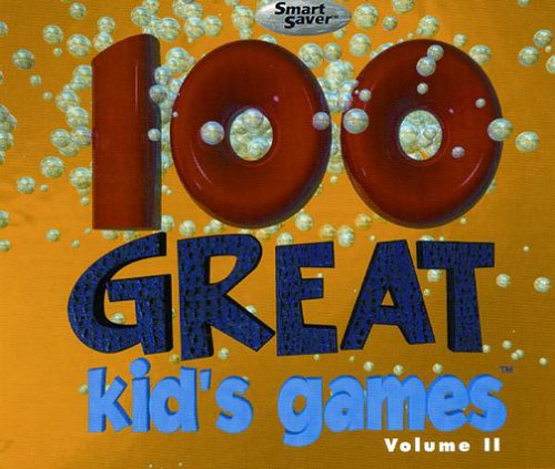 100 Great Kids Games Ages 5-10 (Jewel Case)