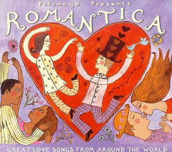 Romantica: Great Love Songs from around the (Romantica Roses)