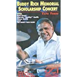 Buddy Rich Memorial Scholarship Concerts: Tape Three, Video