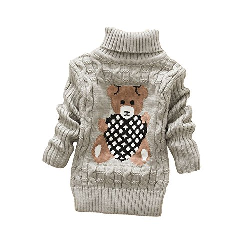 BibiCola baby girls boys autumn/winter wear warm cartoon ...