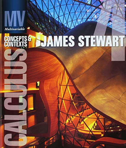 Bundle: Multivariable Calculus: Concepts and Contexts, 4th + WebAssign Printed Access Card for Stewart's Calculus: Concepts and Contexts, 4th Edition, Multi-Term