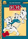 101 Dalmatians: Tell a Story Sticker Book