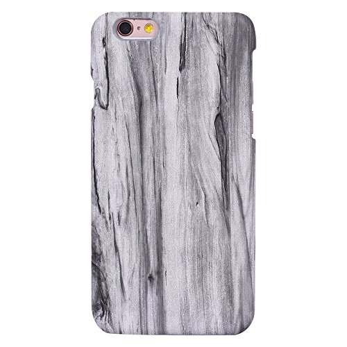AICEDA iPhone 6 iPhone 6s 4.7 inch Case, Pouches Pouches Protective Armor Defender Anti-Slip Shock-proof Scratch Resistant Pouches Bumper Back Case Cover for iPhone 6 iPhone 6s 4.7 inch (Grey Wood)