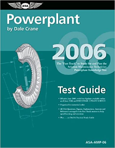 Téléchargement gratuit de livres en pdf Powerplant Test Guide 2006: The Fast-Track to Study for and Pass the FAA Aviation Maintenance Technician Powerplant Knowledge Test (Fast Track series) 1560275723 PDF