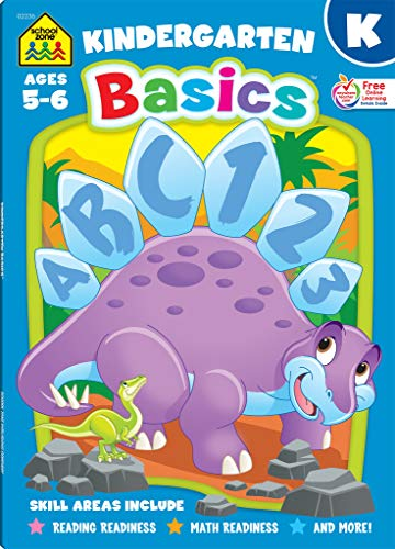 Kindergarten Basics (Deluxe Edition Workbook)