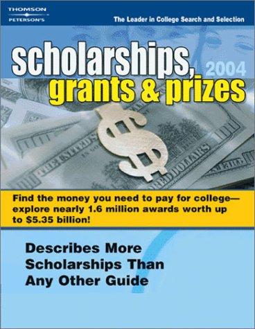 Scholarships, Grants & Prizes, 2004