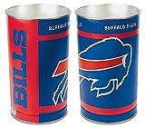 Buffalo Bills 15 Waste Basket - Licensed NFL Football Merchandise