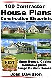 home design ideas 100 Contractor House Plans Construction Blueprints - Spec Homes, Cabins, Condos, 4 Plexs and Custom Homes